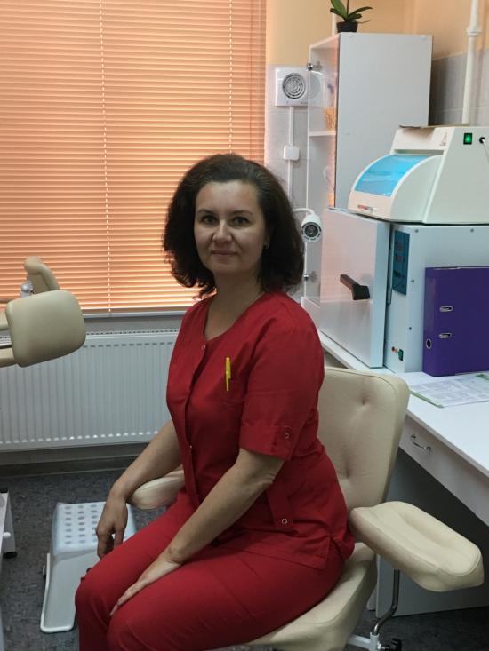 Слесаренко Ольга Юрьевна