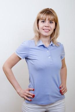 Ильичева Ксения Владимировна