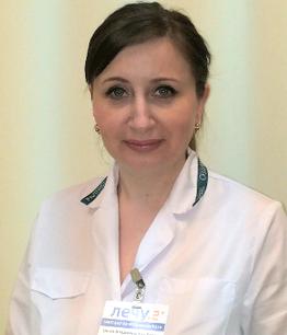 Витязь Ольга Владимировна