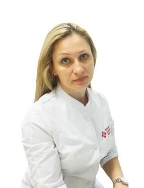 Пармон Светлана Павловна