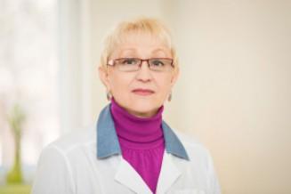 Островская Людмила Ивановна