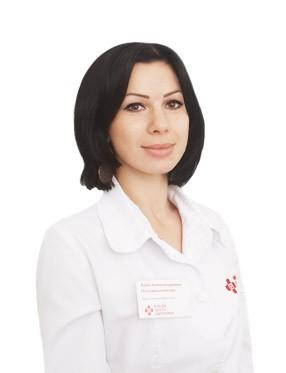 Положишникова Анна Александровна