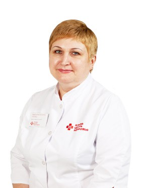 Тисовец Лариса Анатольевна