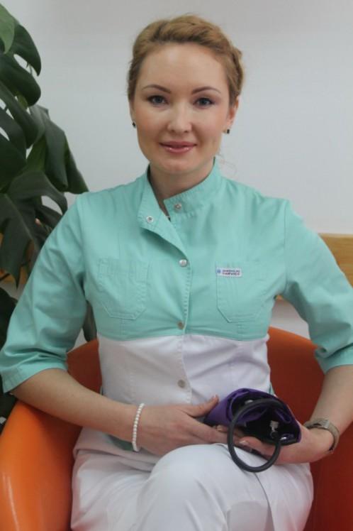 Тимербулатова Лилия Рафаилевна