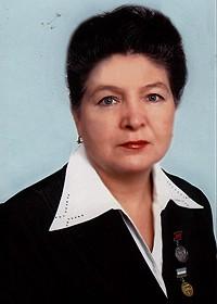 Ахметова Руза Ангамовна