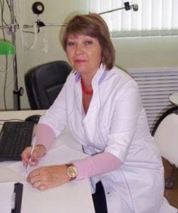 Миктадова Нина Петровна