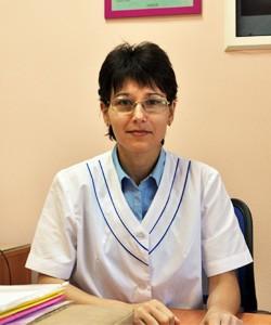 Бакаева Елена Ивановна