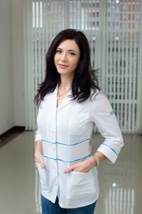Осташевская Юлия Борисовна