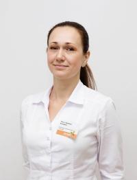 Каспарова Ольга Арамовна