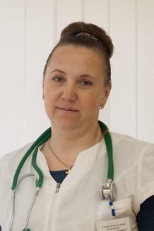 Кошелева Светлана Викторовна
