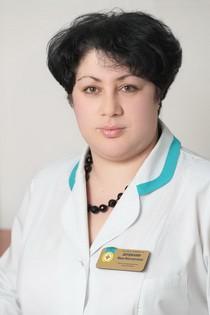 Дарджания Нана Вахтанговна