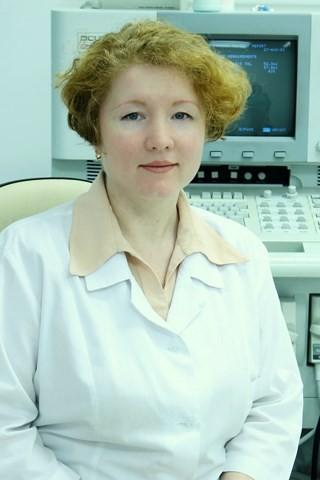 Николаева Елена Вячеславовна
