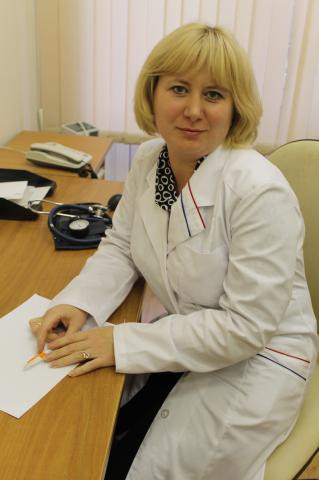 Пупыдова Светлана Анатольевна
