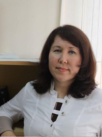Васильева Екатерина Михайловна