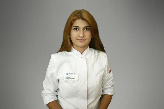 Гусейнова Камила Тимуровна