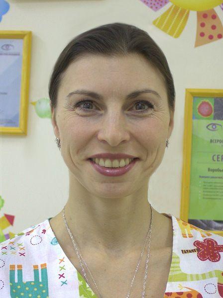 Воробьева Мария Андреевна
