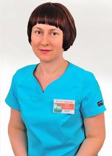 Щукина Оксана Владиславовна