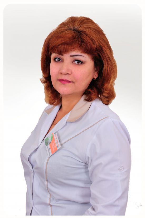 Шукурова Нодира Рахмановна