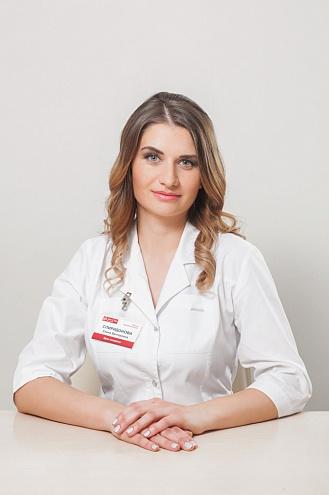 Спиридонова Елена Викторовна