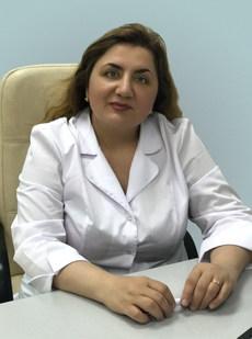 Петросян Регина Рубеновна