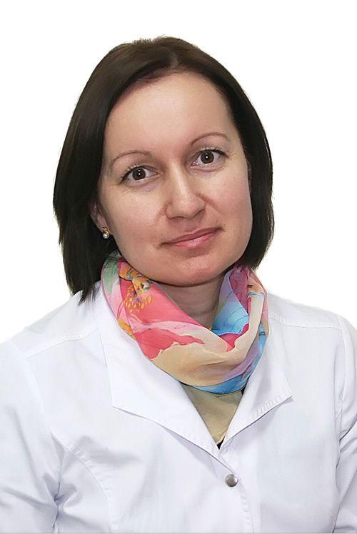 Смирнова Галина Евгеньевна