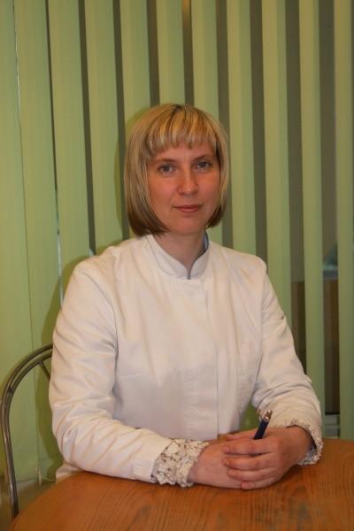 Фёдорова Елена Юрьевна