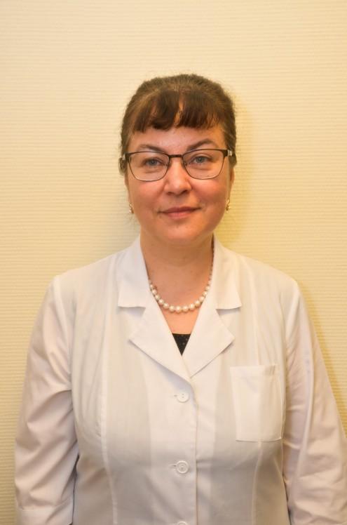 Бурунова Ольга Викторовна