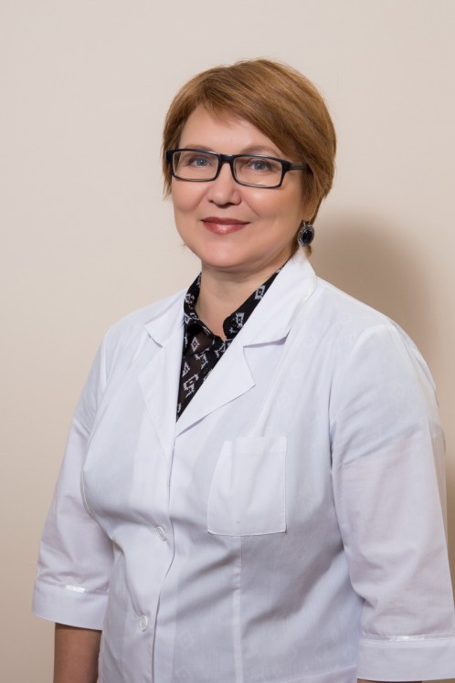 Низамова Луиза Фавазитовна