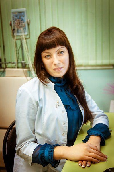 Гусева Елена Евгеньевна