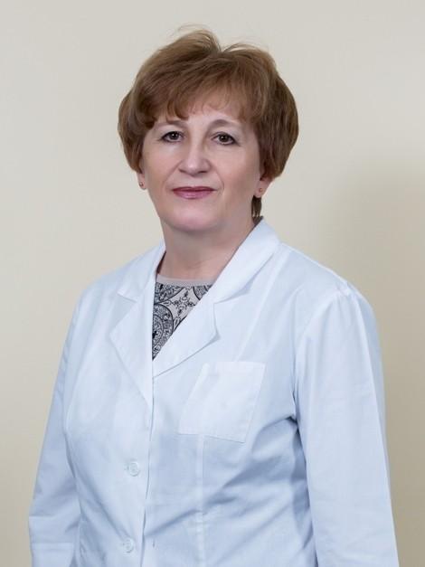 Башина Лидия Сергеевна