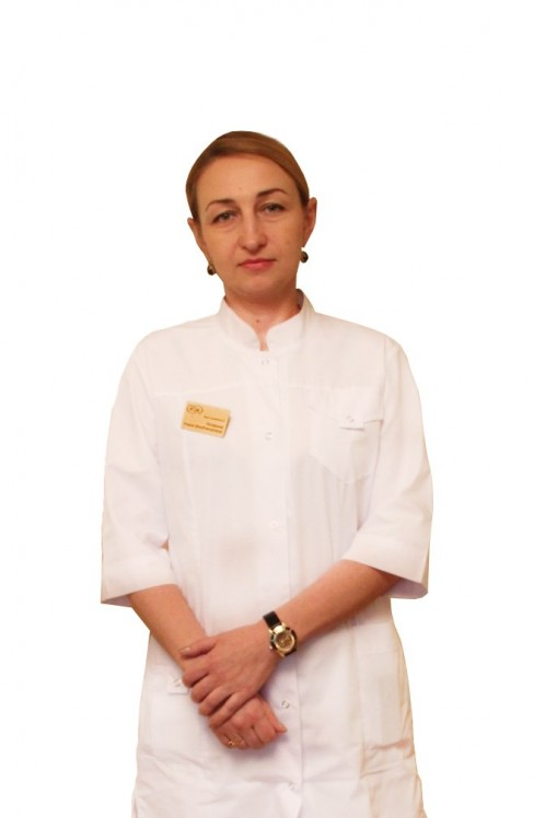 Назарова Ольга Владимировна