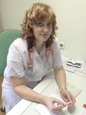 Перлик Анна Дмитриевна