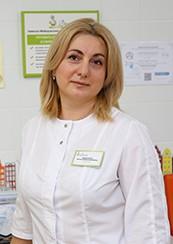 Денисенко Наталья Брониславовна