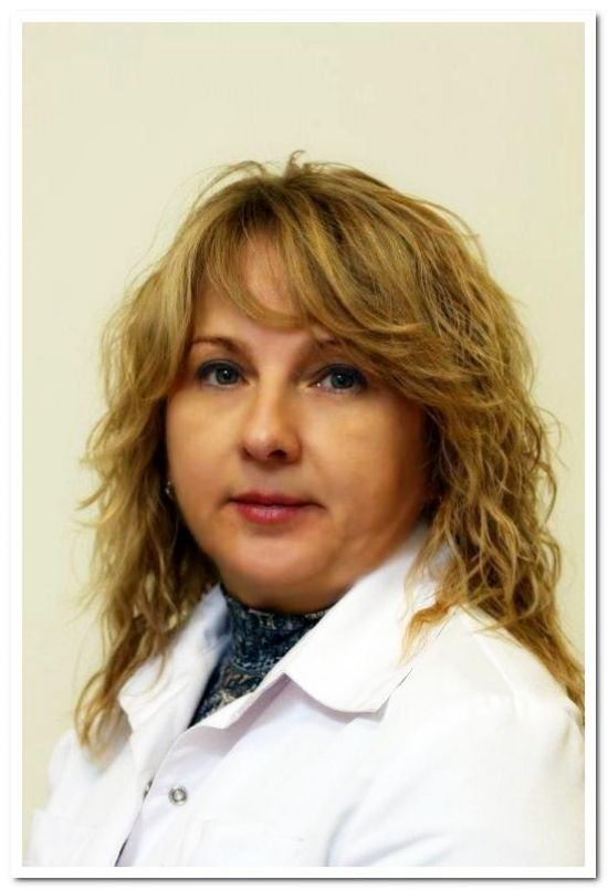 Фомина Лидия Петровна