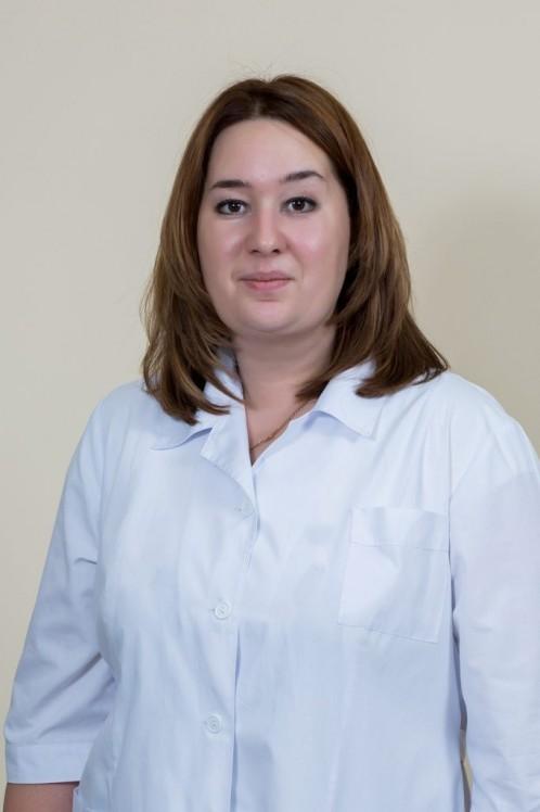 Аитова Лилия Ринатовна