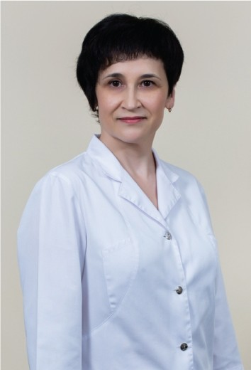 Хазиева Флюра Наильевна