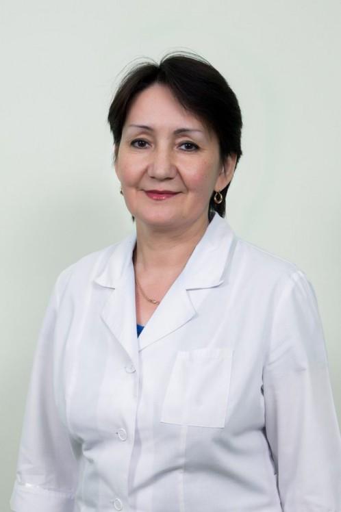 Фаизова Ринара Зуфаровна
