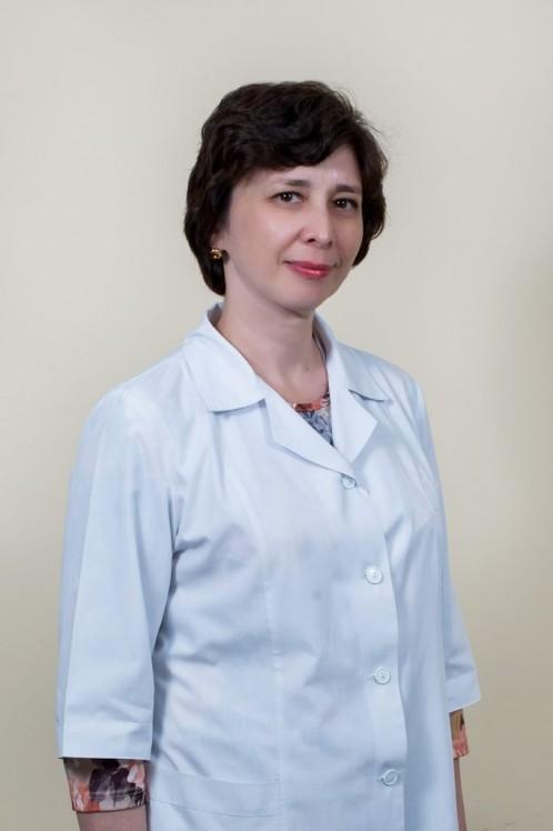 Еникеева Лия Фаритовна