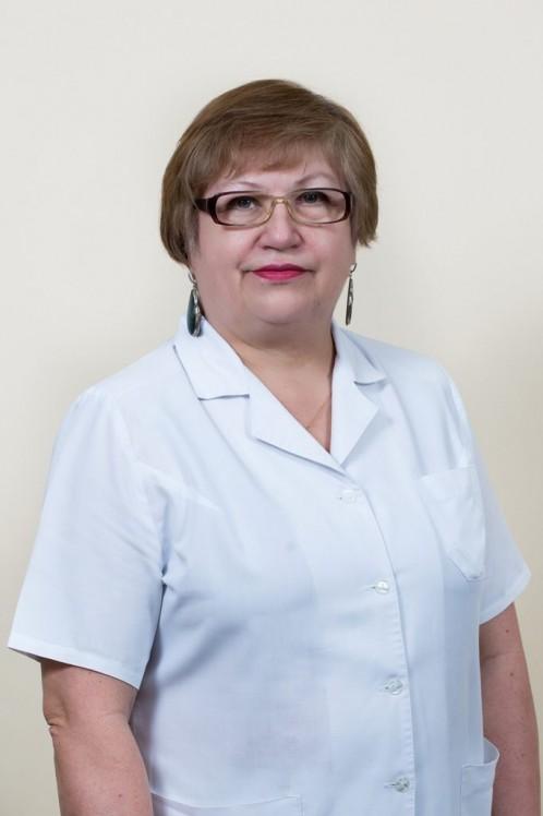 Кружкова Делара Хабибовна