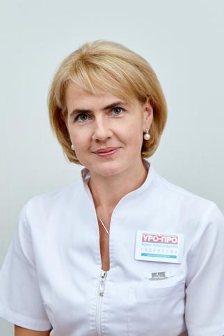 Гаврилова Ирина Александровна
