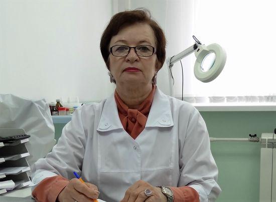 Бенидовская Людмила Никитична