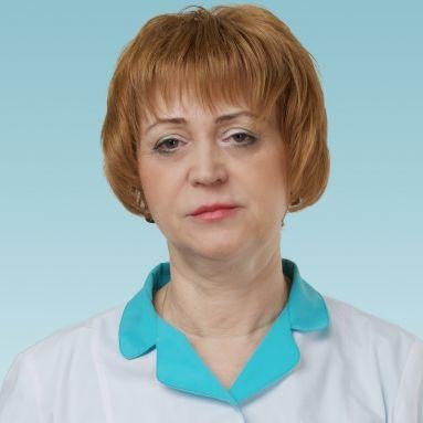Молоткова Галина Алексеевна