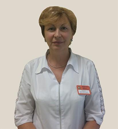 Петрушова Марина Валентиновна
