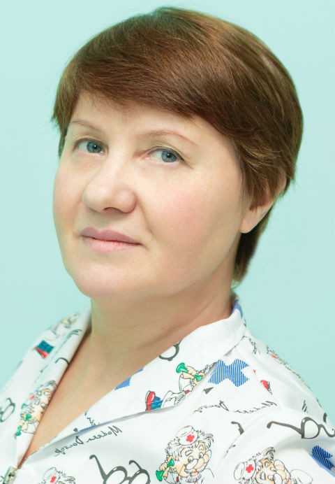 Вельмакина Нина Викторовна