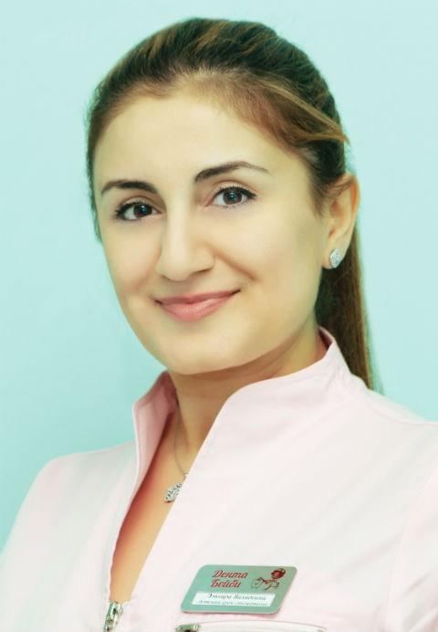 Исмаилова Эльвира Вахидовна