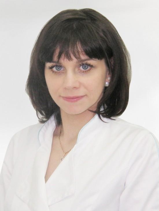 Голубь Анна Сергеевна