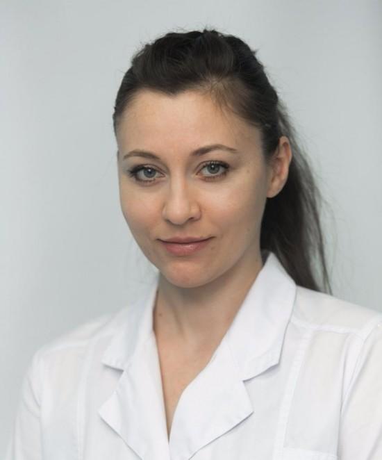 Щетинина Елена Станиславовна