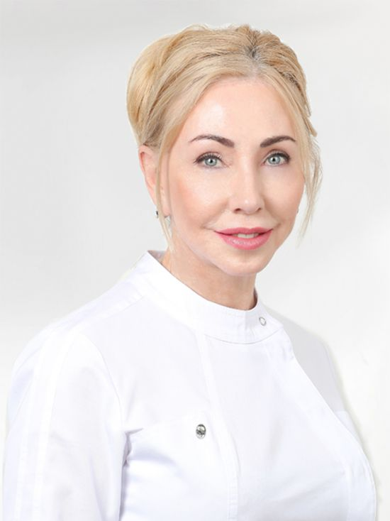 Паламаренко Ольга Александровна