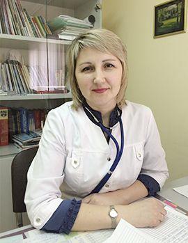 Галкина Светлана Валерьевна