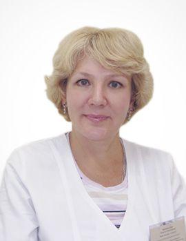 Минакова Елена Ивановна
